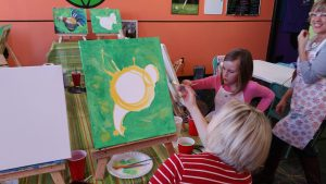 Painting Parties for all ages